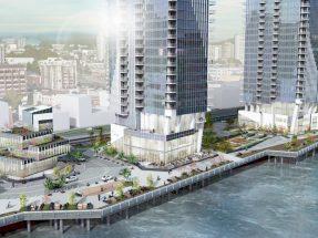 pier west waterfront